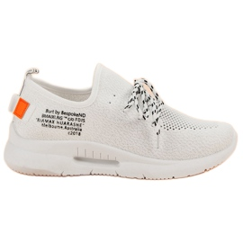 Mckeylor Slip Sport Shoes bílá