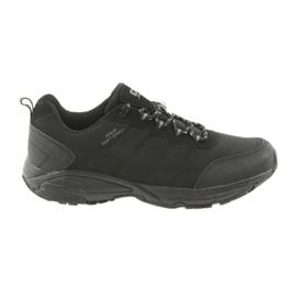 DK 18378 softshellová sportovní obuv černá
