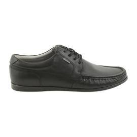 Černá Badura pánské módy přivázané 3175 černé