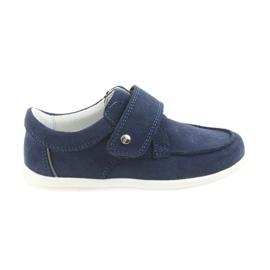 Bartek Příležitostné boty pro chlapce 58599 granát válečné loďstvo