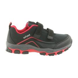 Sportovní dětská dětská softshellová obuv ADI American Club WT09 / 19