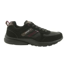 American Club Pánské sportovní obuv ADI Black American HA16