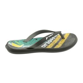 Pantofle dětské boty Rider 82563 černé