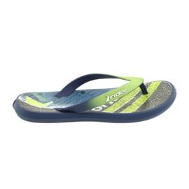 Pantofle dětské boty Rider 82563 tmavě modrá