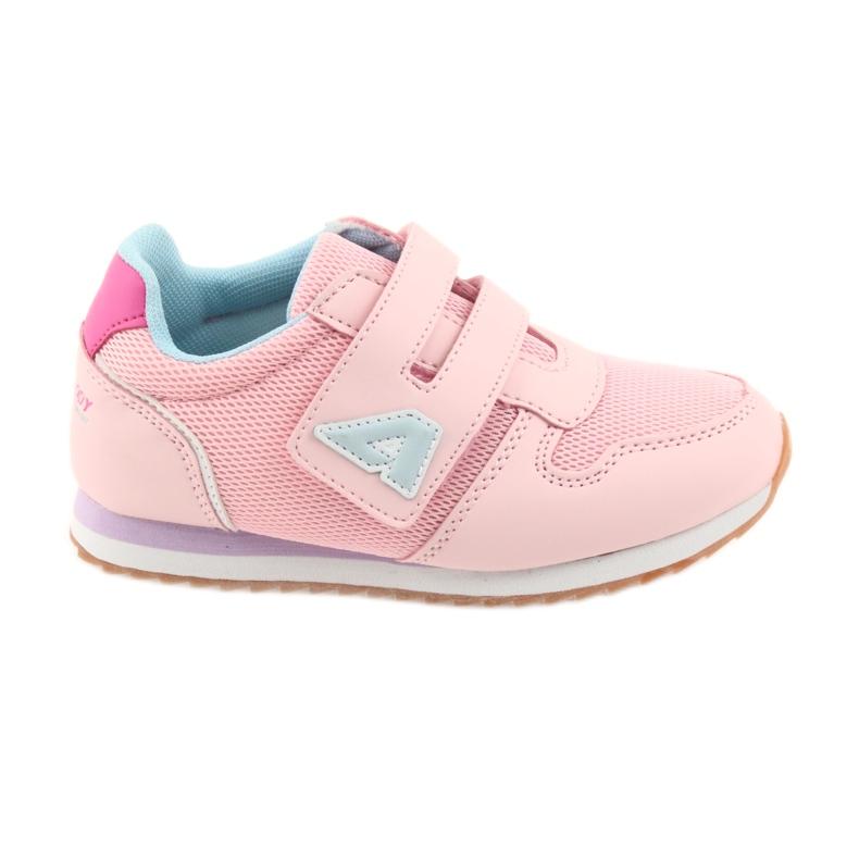 American Club Americká dívčí joggingová sportovní obuv
