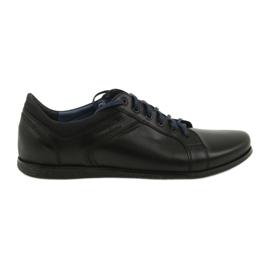 Pánská sportovní obuv Nikopol 1703 černá