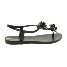 Ipanema sandály dámské boty s květy 82662
