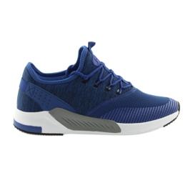 Pánská sportovní obuv DK 18470 modrá modrý
