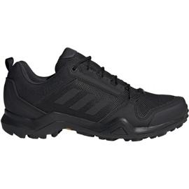 Trekingová obuv adidas Terrex AX3 Gtx M BC0516 černá