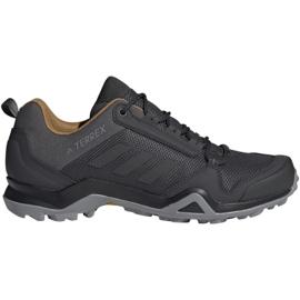 Trekkingová obuv adidas Terrex AX3 M BC0525 šedá