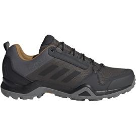 Trekingová obuv adidas Terrex AX3 Gtx M BC0517 šedá