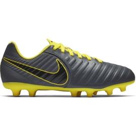 Fotbalové boty Nike Tiempo Legend 7 Club Mg Jr AO2300-070