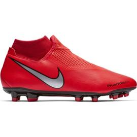 Fotbalová obuv Nike Phantom Vsn Academy Df FG / MG M AO3258-600