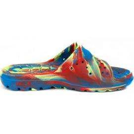 Pantofle Aqua-Speed Jr Patmos kol 31 vícebarevný