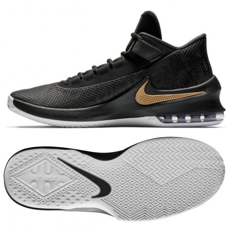 13591076a7420 Basketbalové boty Nike Air Max Infuriate 2 Mid M AA7066-002 ...