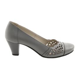 Dámská obuv Gregors 745 šedá