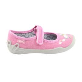 Růžový Dětská obuv Befado 114X330