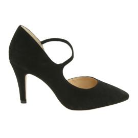 Dámská obuv Caprice 24402 černá