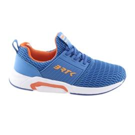Bartek 58110 Sportovní obuv skluzně modrá