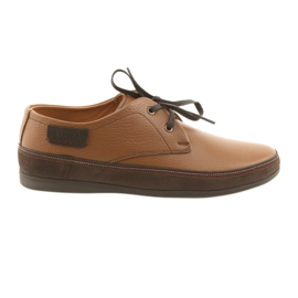 Hnědý Pánská obuv Badura 3716 hnědá
