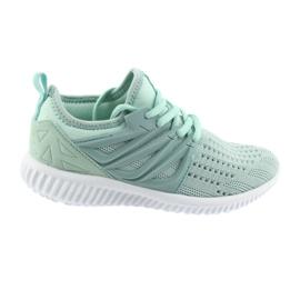 Bartek kůže stélka 55114 Mint sportovní obuv zelená