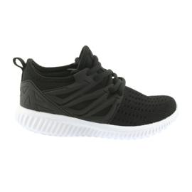 Bartek kožená vložka 58114 Černá sportovní obuv