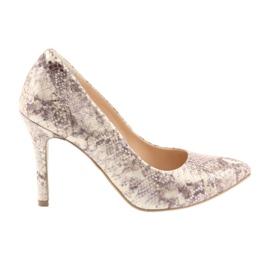 Dámská obuv Edeo 3313 hadí kůže