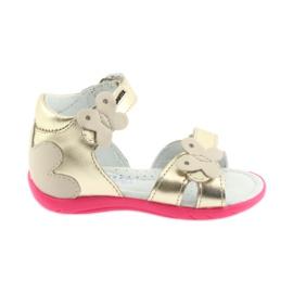 Dívčí sandály - motýl Bartek 51569 zlotých