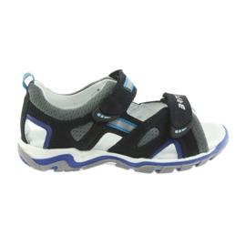 Chlapci sandály vodnice Bartek navy-gray