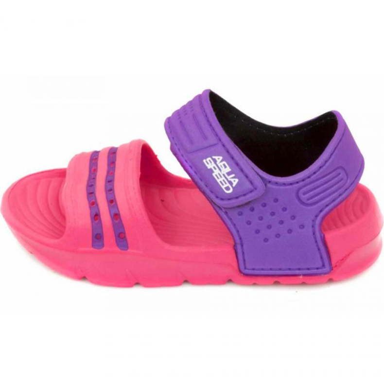 Sandály Aqua-speed Noli pink purple col.39