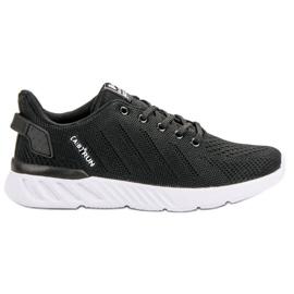 Ax Boxing černá Lehké sportovní boty