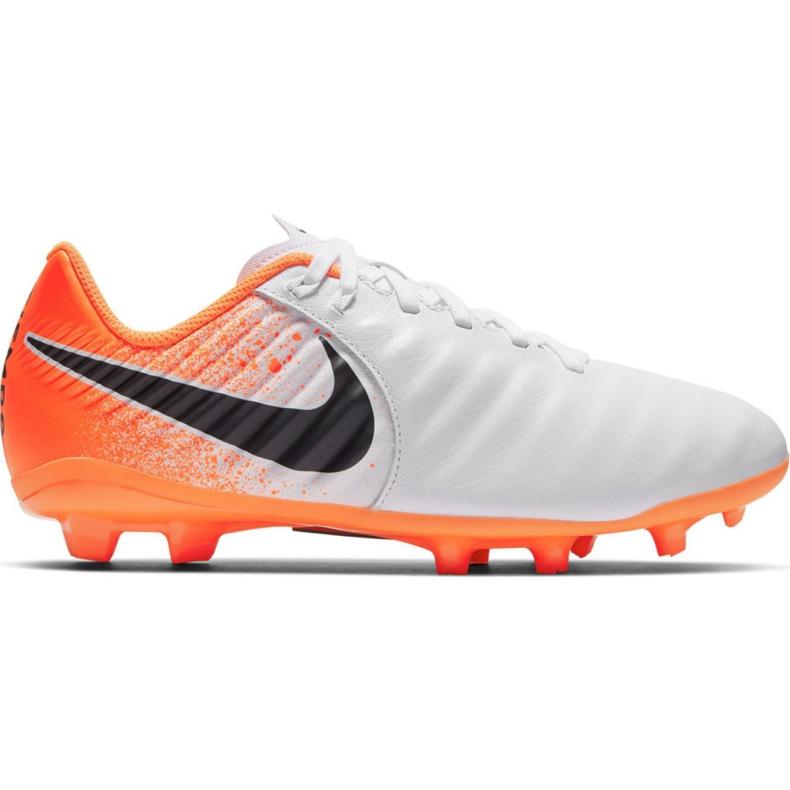 Fotbalová obuv Nike Tiempo Legend 7 Academy Mg Jr AO2291-118