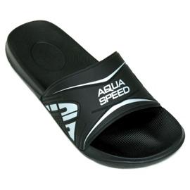 Pantofle Aqua-Speed Dakota M col.7 černá
