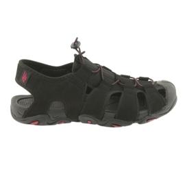 Černá Sandály 4f M H4L18-SAM003 černé
