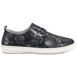 Filippo Vázané kožené boty
