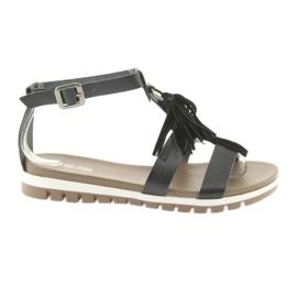Sandály Big Star Boho 274958 černá