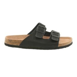 Pánské profi pantofle Big Star 174605 černá