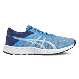 Modrý Běžecká obuv Asics fuzeX Lyte 2 T769N-4393