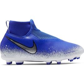 Fotbalová obuv Nike Phantom Vsn Academy Df FG / MG Jr AO3287-410