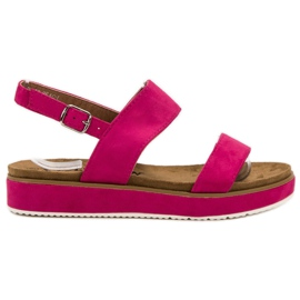 Goodin růžový Fuchsie Sandály