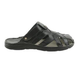 Naszbut Pánská obuv 051 černá