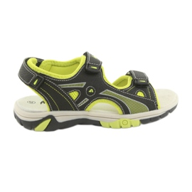 Pánské sandály American Club RL22 černé