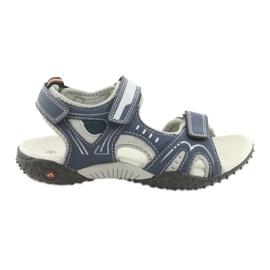 Sandály pro kluky American Club RL18 navy