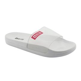 Bílá Dámské pantofle Big Star 274A259
