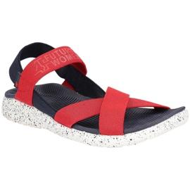 Sandály 4F W H4L19-SAD002 36S červená