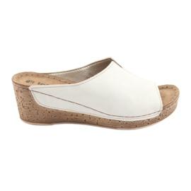 Hnědý Dámské pantofle Inblu NLG002 béžová