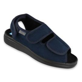 Válečné loďstvo Befado dámské boty pu 676D003