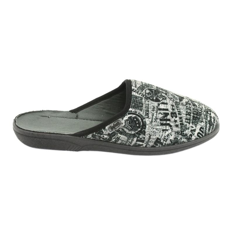 Dětská obuv Befado 201Q091 šedá