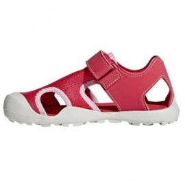 Sandály Adidas Capitan Toey Jr BC0702 růžový
