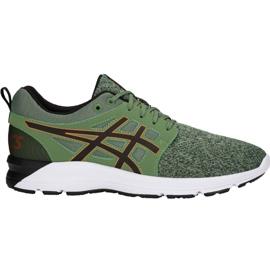 Běžecká obuv Asics Gel Torrance zelená černá M 1021A049 300